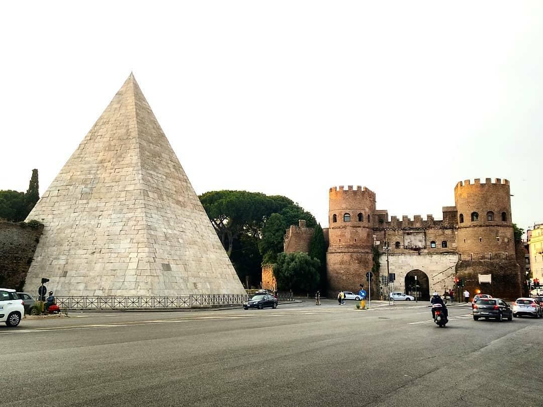 Топ 20 достопримечательностей Рима