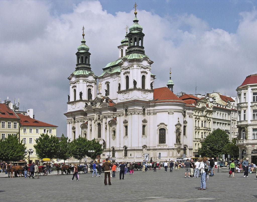 Церковь Святого Николая на Староместской площади
