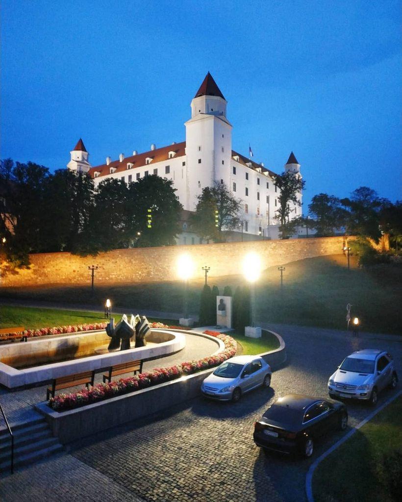 Фото Братиславы