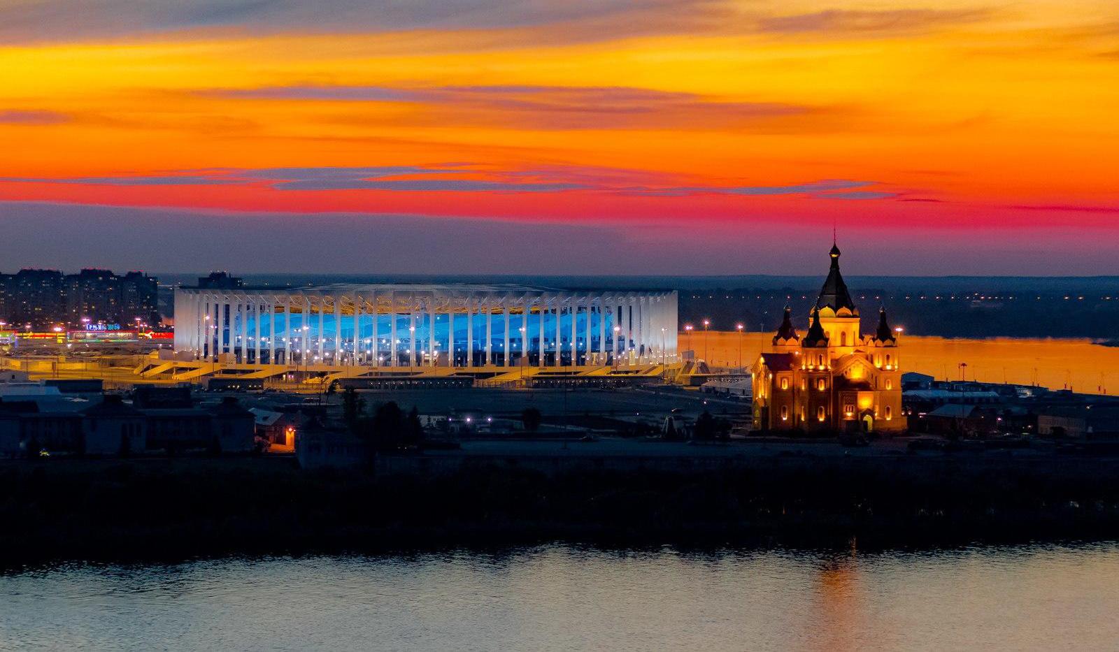 Достопримечательности Нижнего Новгорода: топ-30 красивых мест