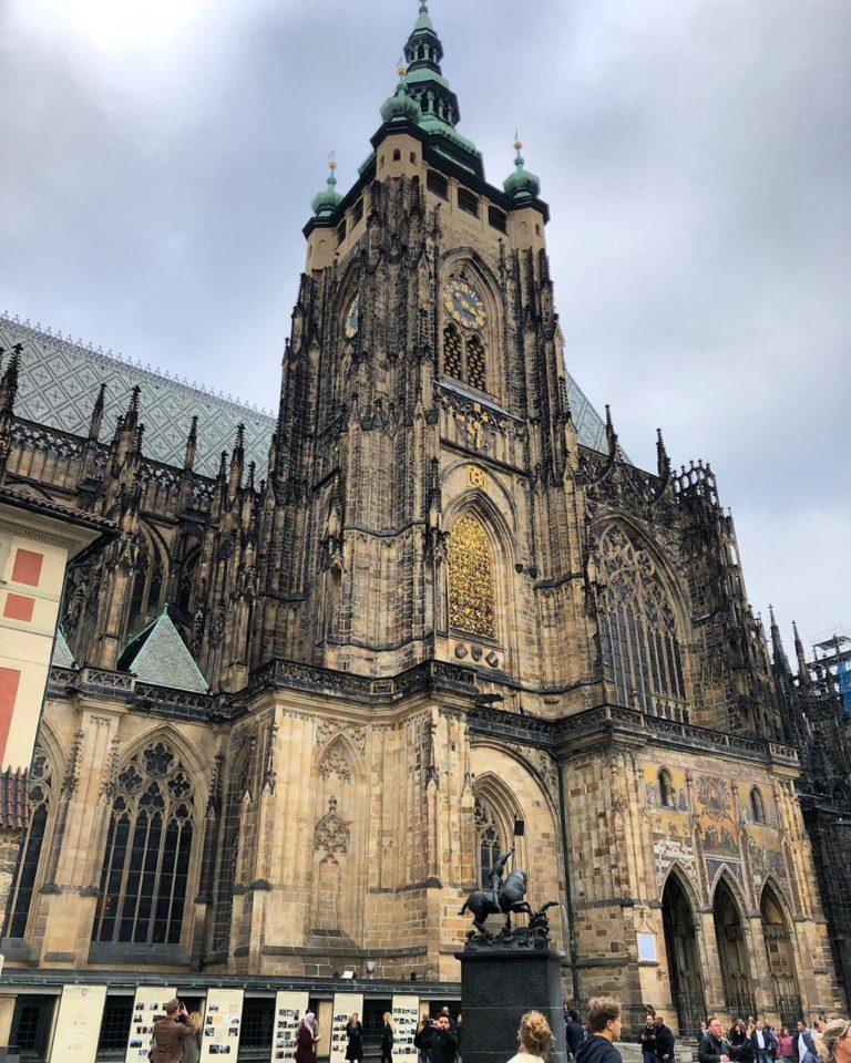 Башня собора Святого Вита