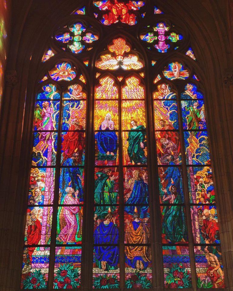 Виражи собора Святого Вита