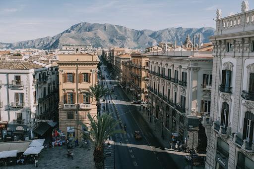 Город на Сицилии