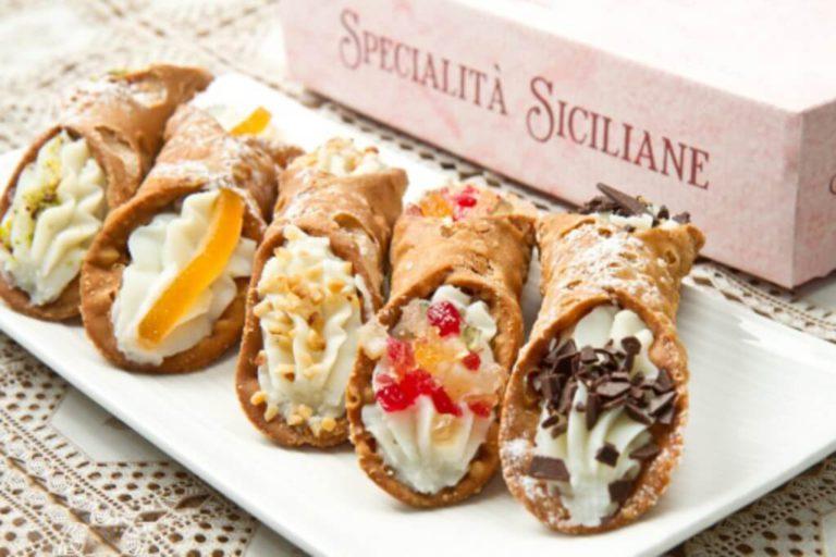 Сицилийские канноли