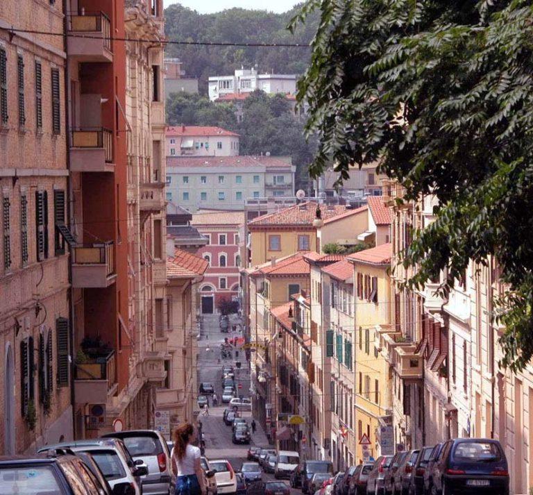 улицы Пескары