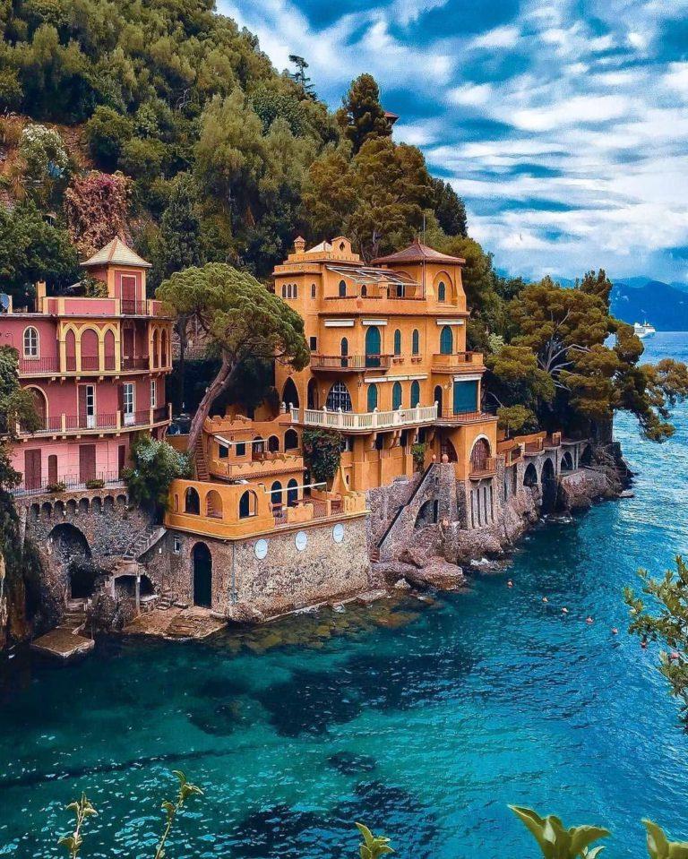 Portus Delphini Portofino