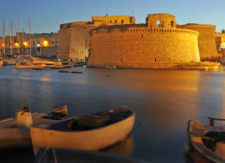 крепость в Галлиполи