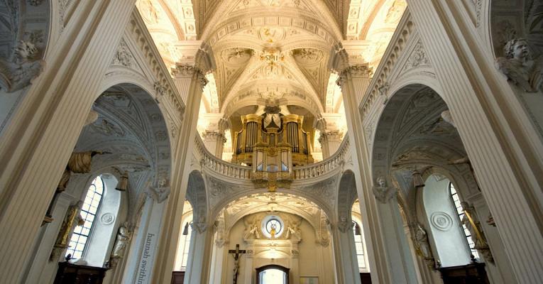Церковь Апостола Андрея Дюссельдорф