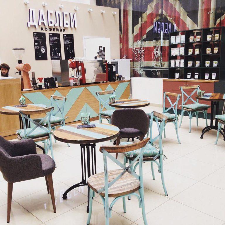 Кофейня Double B в Москве