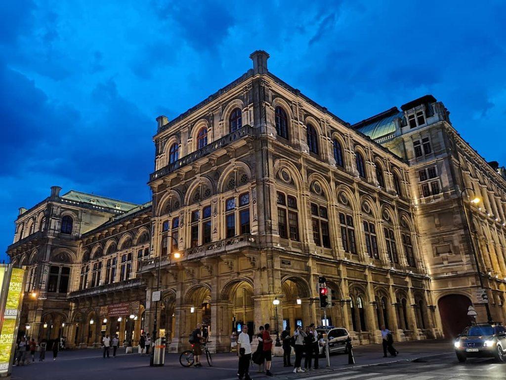 Венская государcтвенная опера
