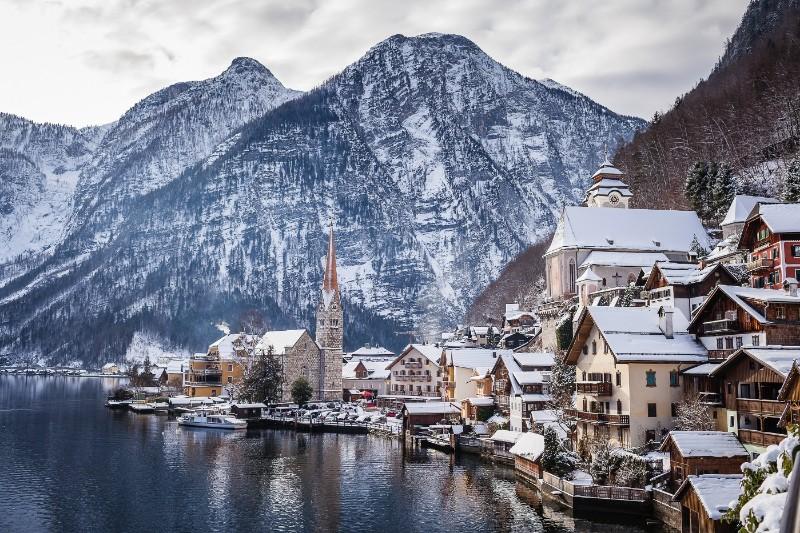 Гальштат: австрийский город-сказка, затерянный в горах