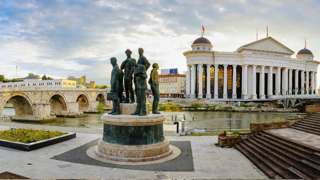 Скопье, Македония: достопримечательности, музеи, как добраться