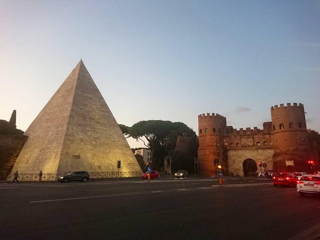 Удивительная пирамида Цестия