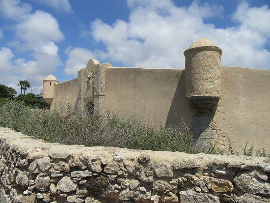 Военный Форт Св. Георгия де Оитавос