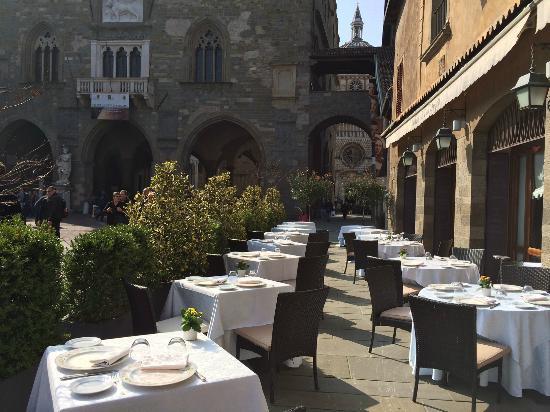Рестораны в Бергамо