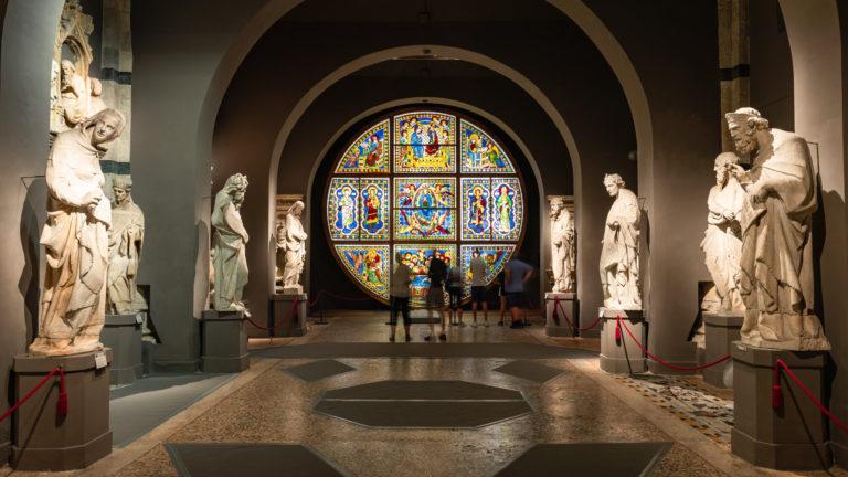 Музей Дуомо Сиены