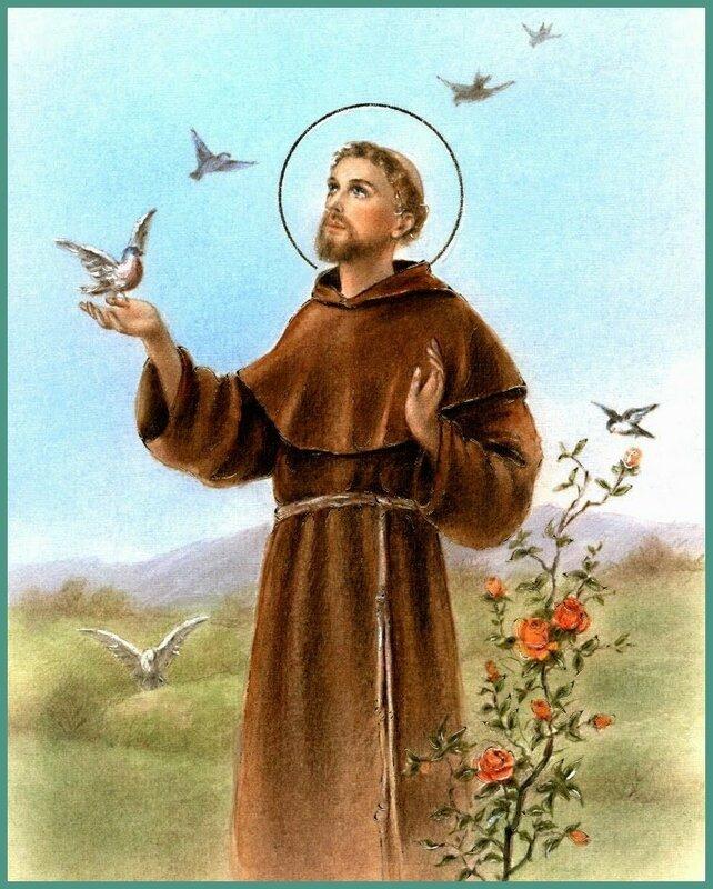 Святой Франциск Ассизский