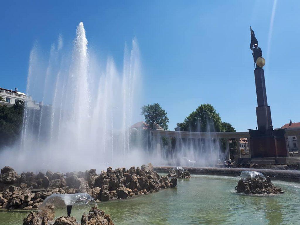 Мемориал Советским воинам в Вене