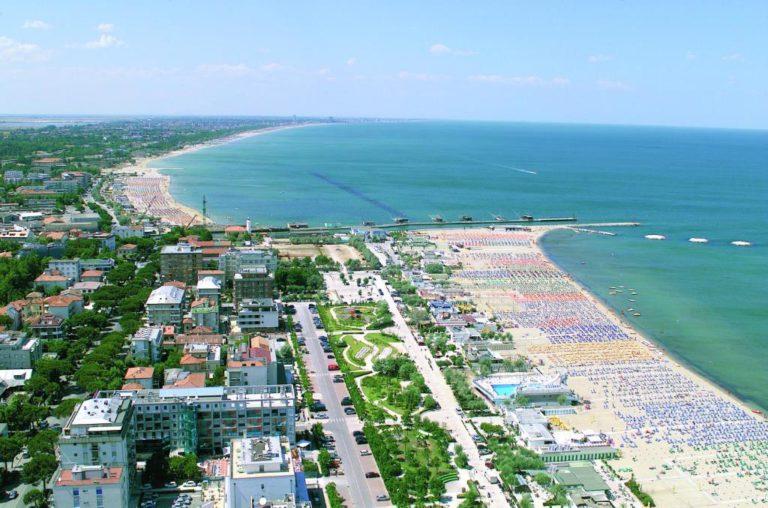 Пляжи Чезенатико