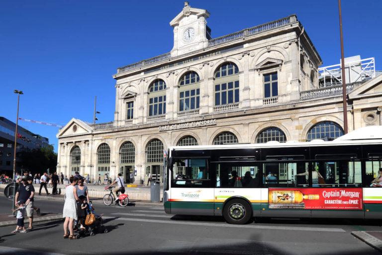 Станция Лилль-Сен-Совёр
