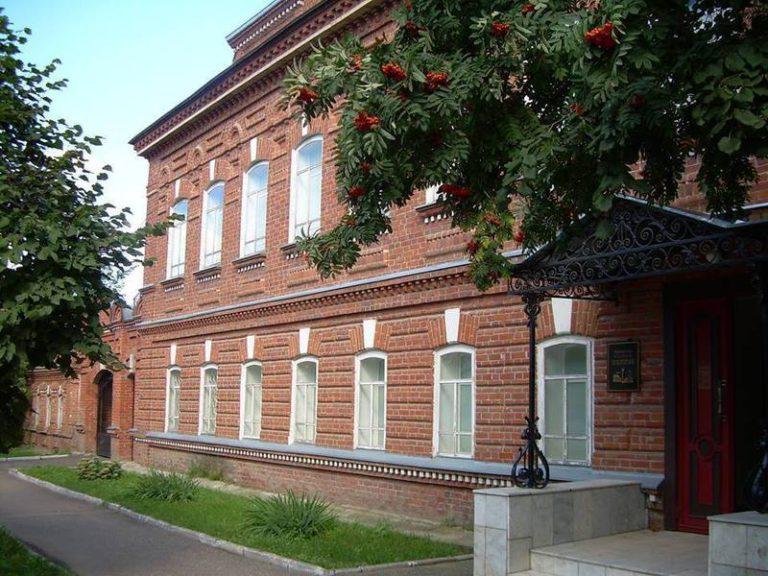 Музей истории и развития столицы Марий Эл – Йошкар-Олы