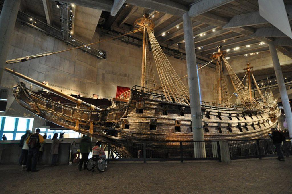 Корабль-музей Васа