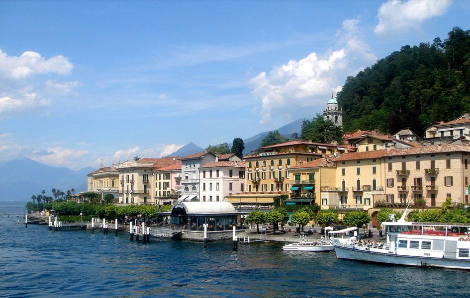 Белладжио: Чудесный город на озере Комо в Италии