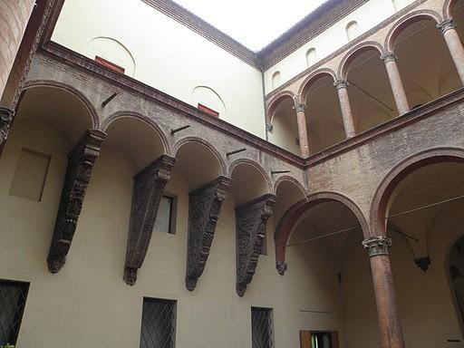 Средневековый музей Болонья