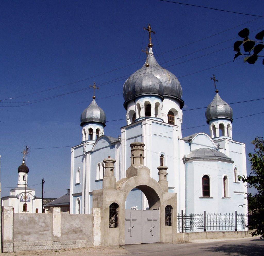 Церковь Феодоровской иконы Божией Матери Бахчисарай