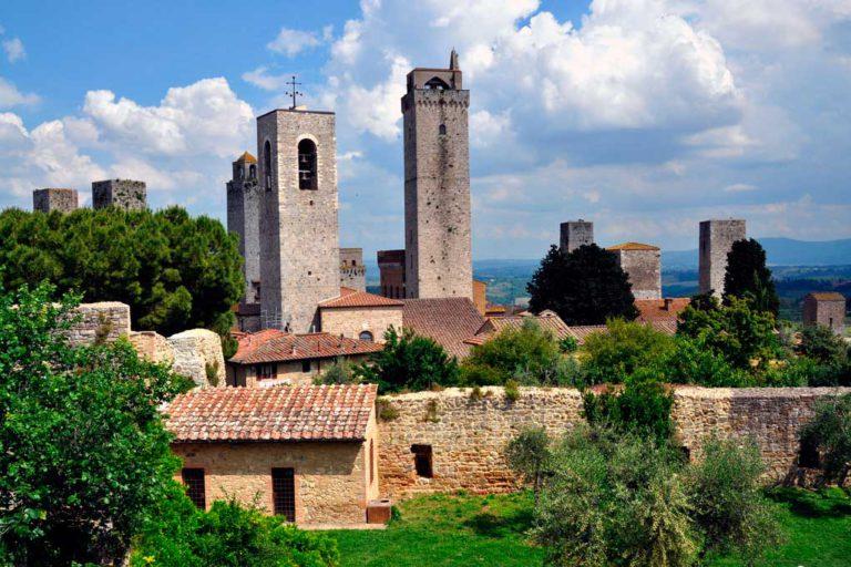 Крепость Монтестаффоли