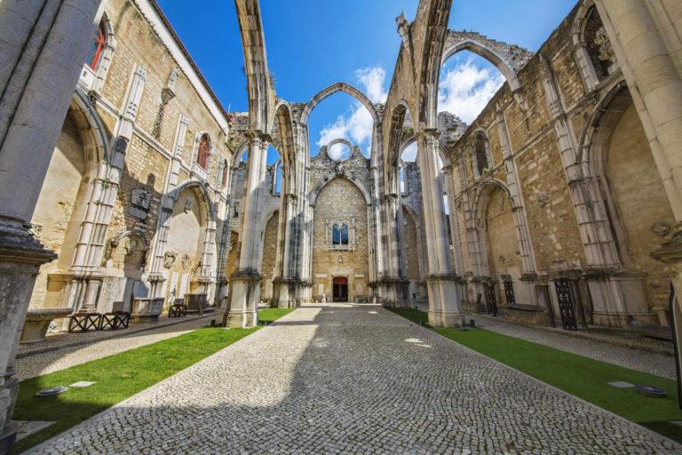 Аббатство кармелитов и церковь Кармо