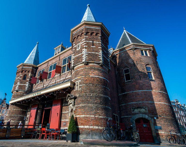Весовая Палата в Амстердаме