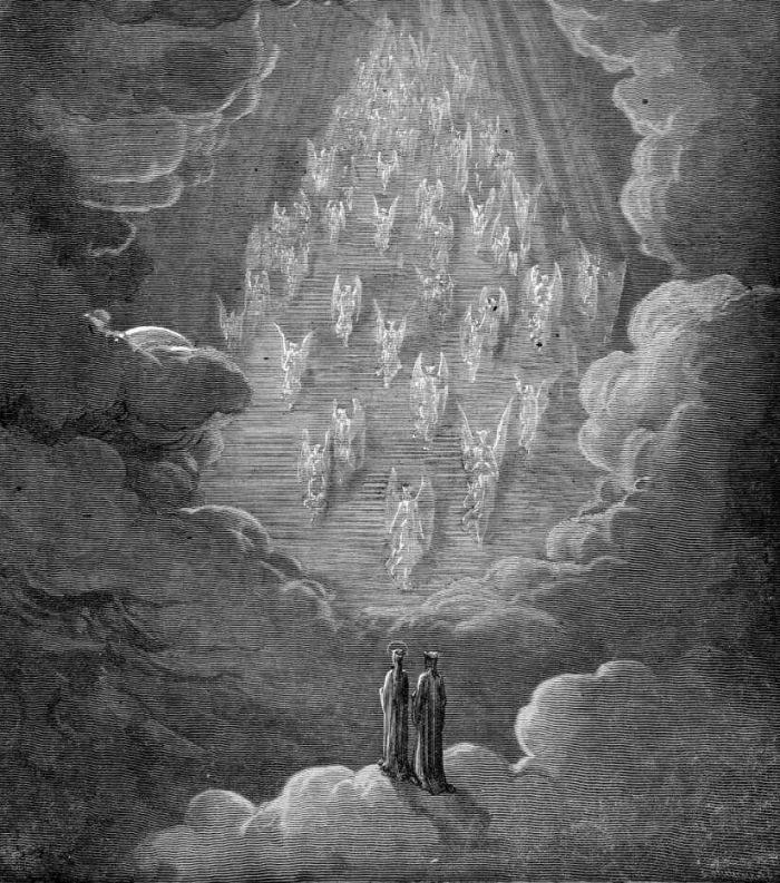 Рай в Божественной Комедии