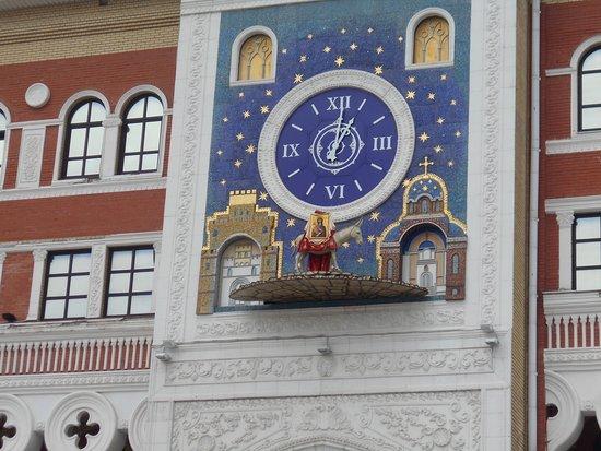 Музыкальные башенные часы