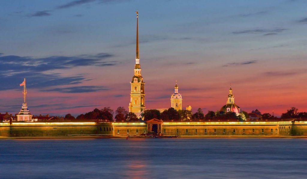 Петропавловская крепость - куда сходить в питере