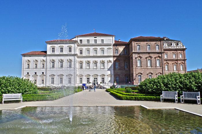 Дворец Венария