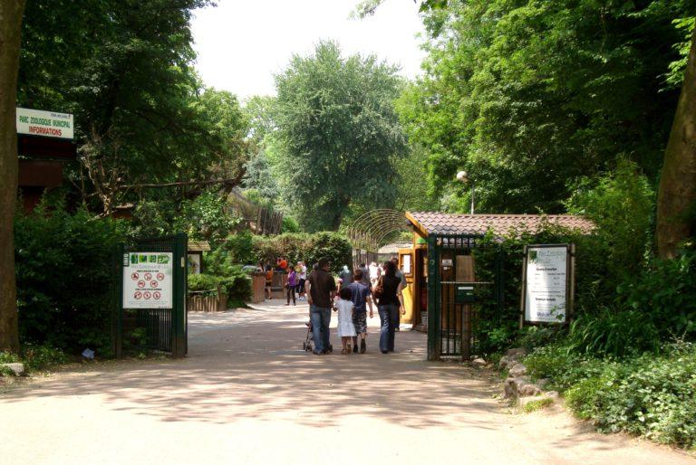 Зоопарк Лилля