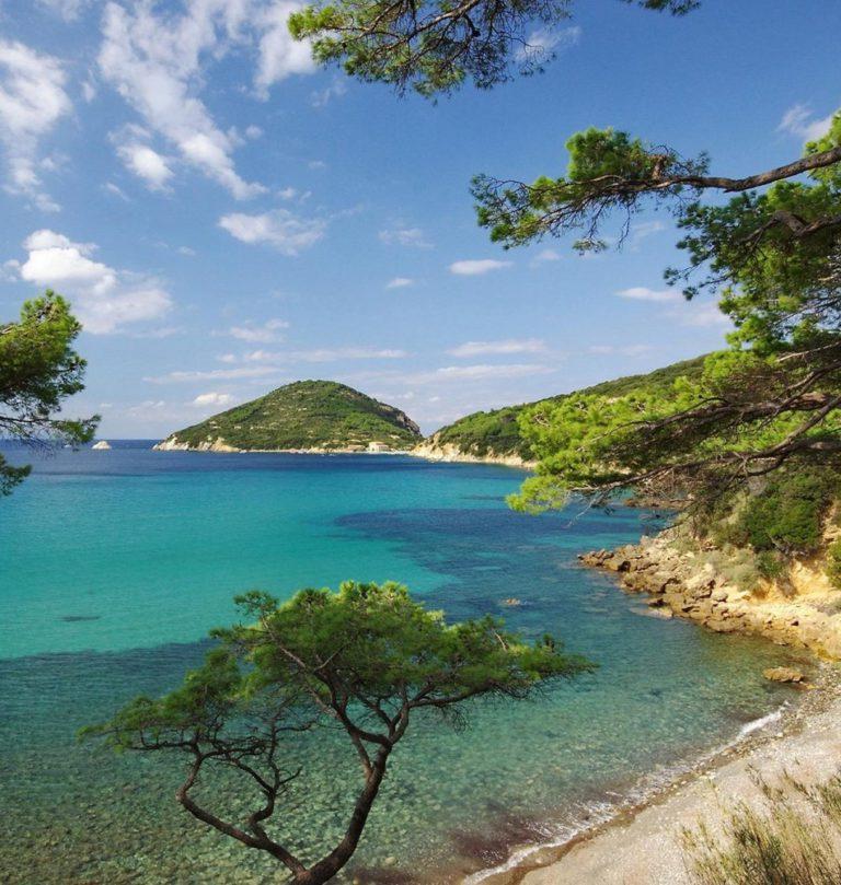 природа острова Эльба