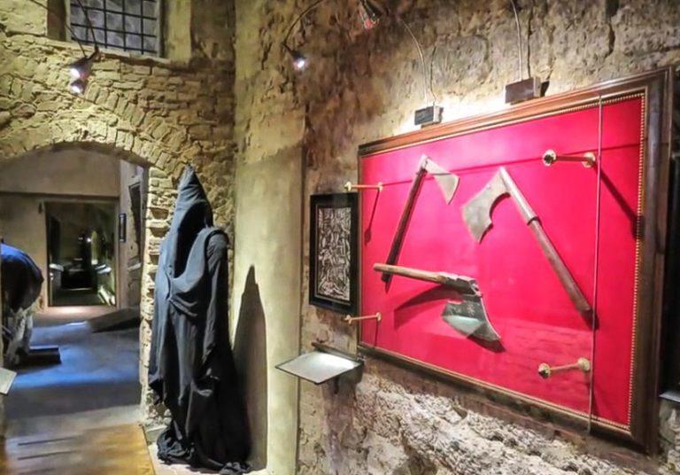 Музей пыток и казней