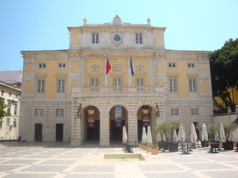 Национальный театр Сан-Карлос