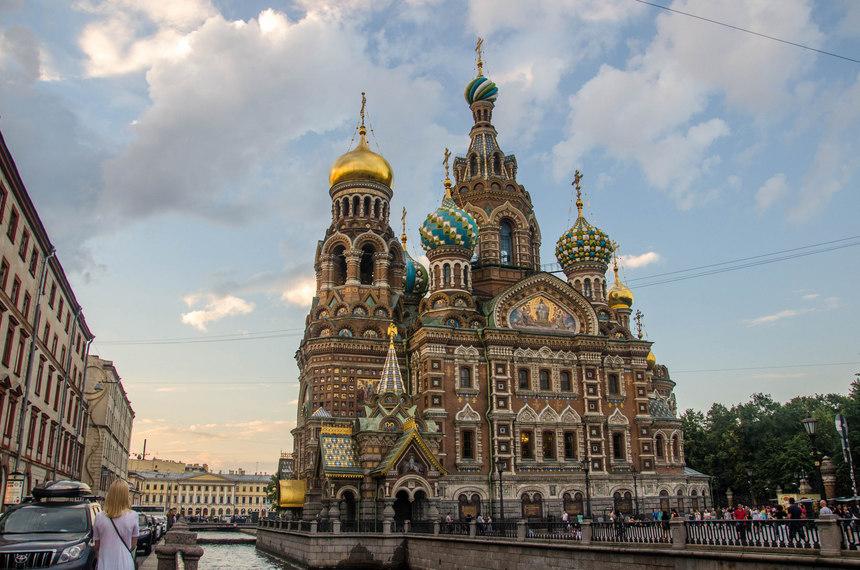 Храм Спаса на Крови Санкт-Петербург
