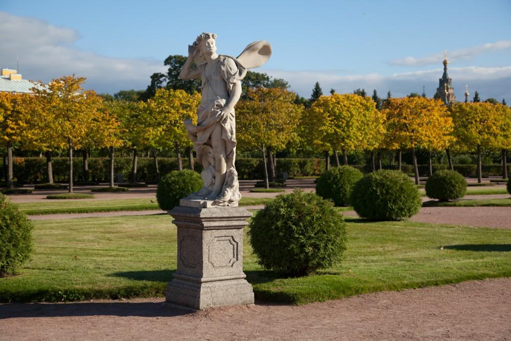 Верхний сад Петергоф