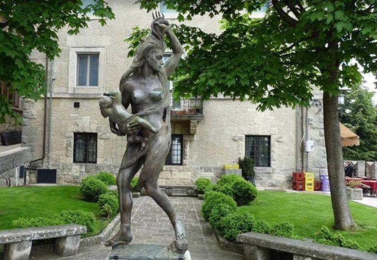 Галерея современного искусства в Сан-Марино