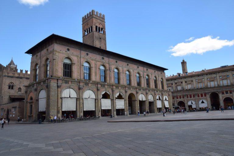 Дворец градоуправления Болонья