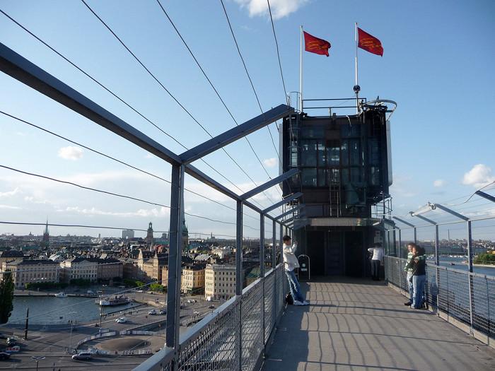 Лифт Катарины Стокгольм