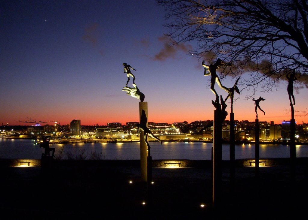 Музей и парк скульптур Миллесгорден