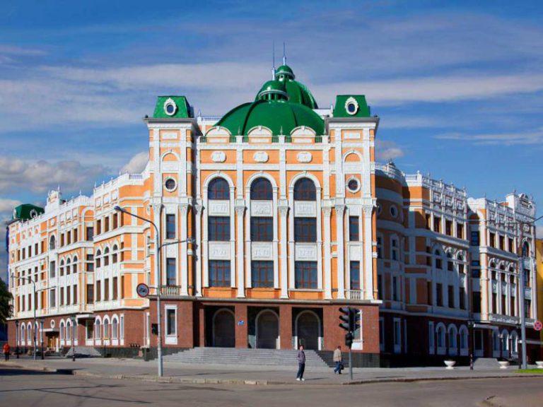 Театр имени Эрика Сапаева