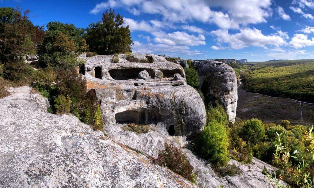 Пещерный город Эски – Кармен
