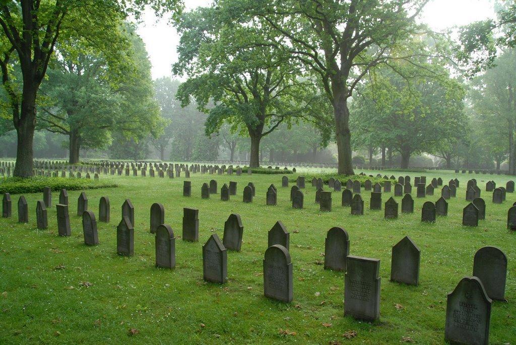 Парк-кладбище Ольсдорферфридхоф
