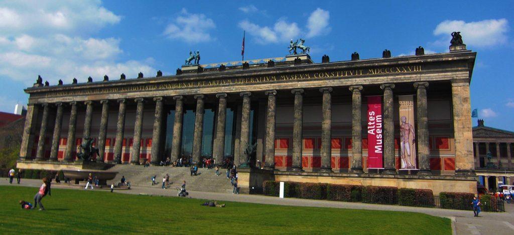 Египетский музей в Берлине